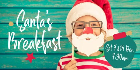 2019 Santa's Breakfast tickets