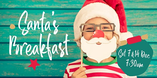 2019 Santa's Breakfast