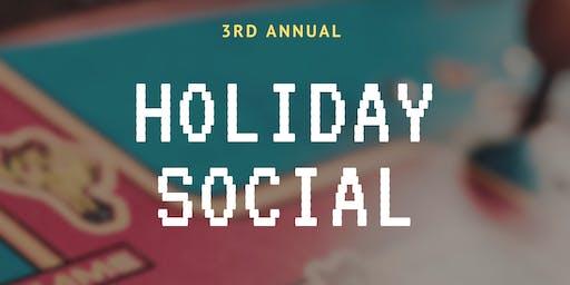 CSGA  3rd Annual Holiday Social - Michigan