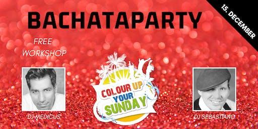 Colour up Bachataparty