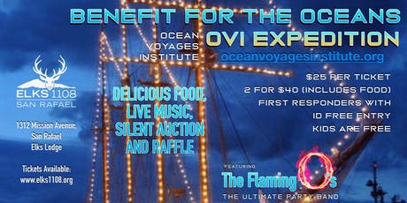 Holiday Benefit Concert/ Ocean Voyages Institute tickets