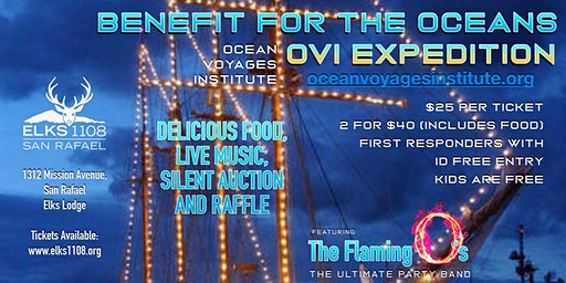 Holiday Party/ Ocean Voyages Institute Benefit