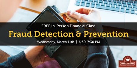 Fraud Detection & Prevention | Free Financial Class, Lethbridge tickets