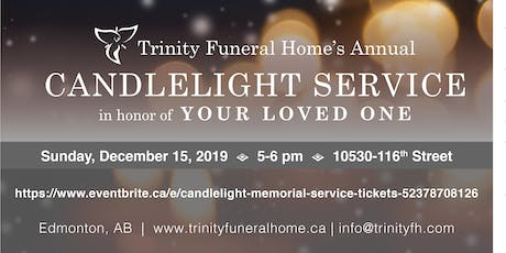 Copy of Candlelight Memorial Service tickets