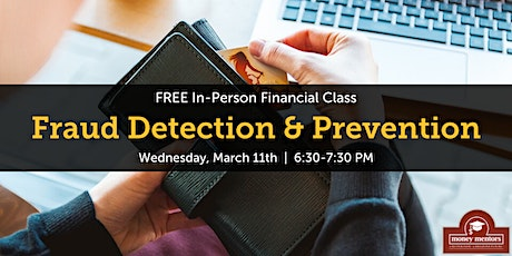 Fraud Detection & Prevention | Free Financial Class, Medicine Hat tickets
