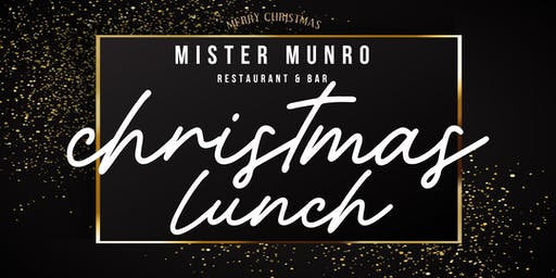 Christmas Day Lunch 2019