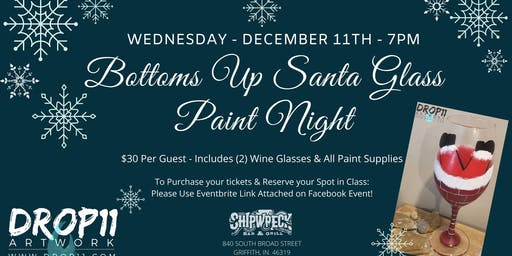 Wine Glass Paint Event