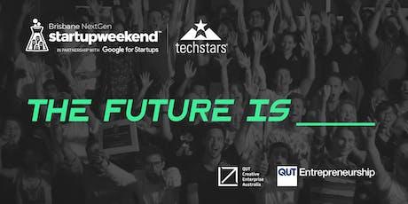 Startup Weekend NextGen tickets
