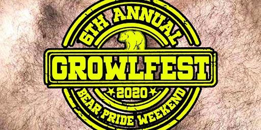 Growlfest 2020: 6th Annual Bear Pride Weekend