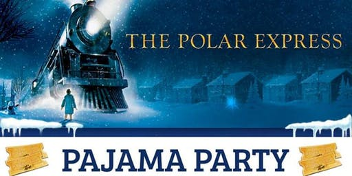 Polar Express Pajama Party! Family-friendly brunch and movie day!