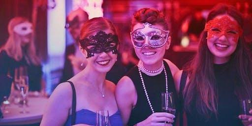 Union Hall Hoboken Annual NYE Masquerade  Ball 2020