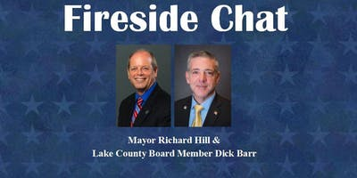 Fireside Chat: Mayor Hill & **** Barr