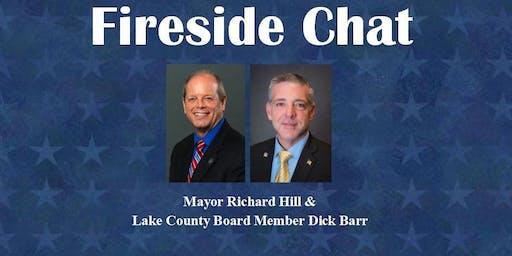Fireside Chat: Mayor Hill & Dick Barr