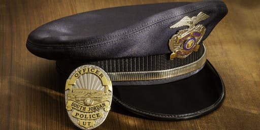 South Jordan Police Officer Recruitment Event