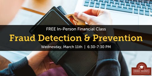 Fraud Detection & Prevention | Free Financial Class, Red Deer