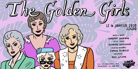 The Golden Girls! tickets