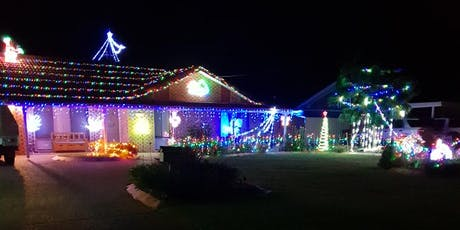 Griffith City Council Christmas Light Tour tickets