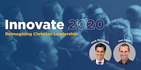 Innovate 2020 tickets