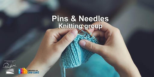 Pins & Needles: Knitting group