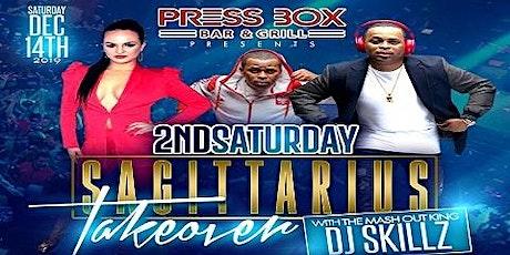 2nd Saturday Sagittarius Takeover w/ DJ Skillz tickets