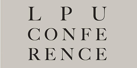 LPU  Conference 2020 tickets