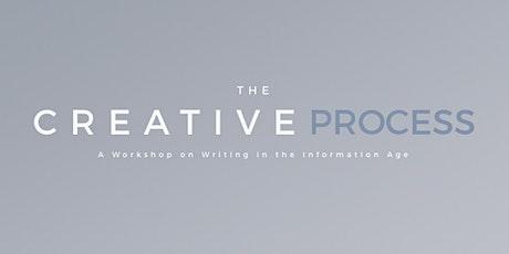[São Paulo] O Processo Criativo: Um Workshop Apresentando um Método de Escrita Novo e Radical Para a Era Digital ingressos