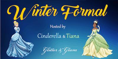 Cinderella & Tiana's Winter Formal