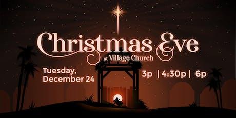 Christmas Eve @ Village Church tickets