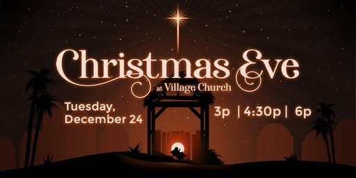 Christmas Eve @ Village Church
