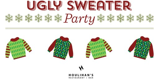 HOU-liday Ugly Sweater Party