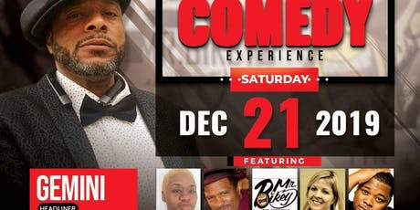 The Mrbikey Comedy Experience tickets