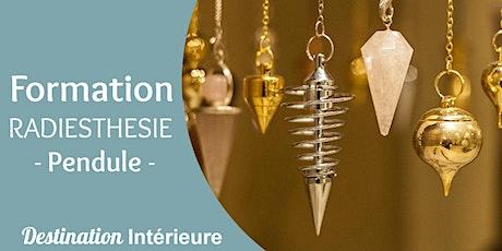 Formation - Initiation Radiesthésie - Pendule billets