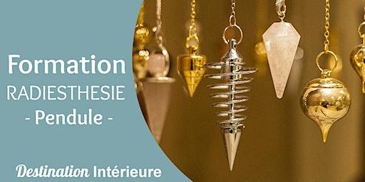 Formation - Initiation Radiesthésie - Pendule