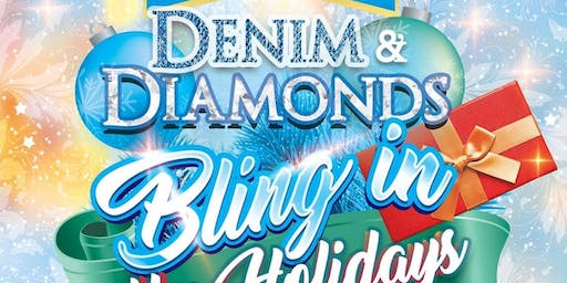 """BBCC Married Couples Denim & Diamonds """"Bling in the Holidays"""""""