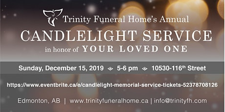 Candlelight Memorial Service tickets