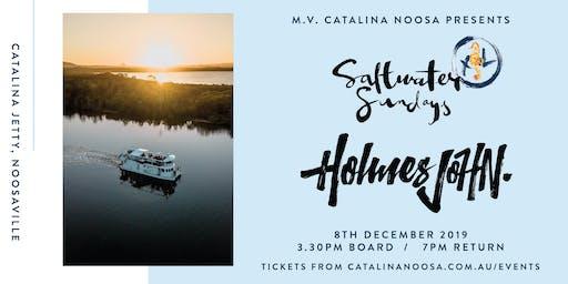 Saltwater Sundays XL - 8th December w/ Holmes John