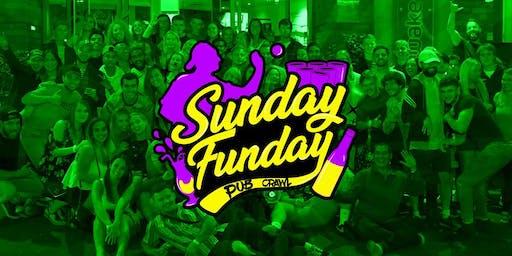SUNDAY FUNDAY PUB CRAWL