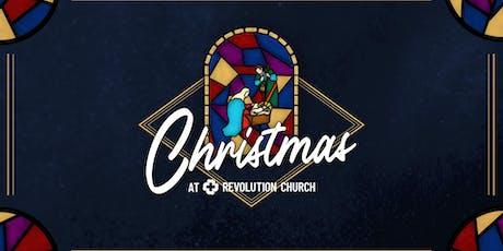 Christmas at Revolution Church tickets