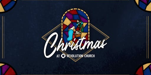 Christmas at Revolution Church