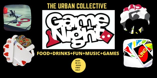 The Urban Collective Game Night