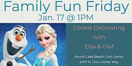 January Family Fun Friday tickets