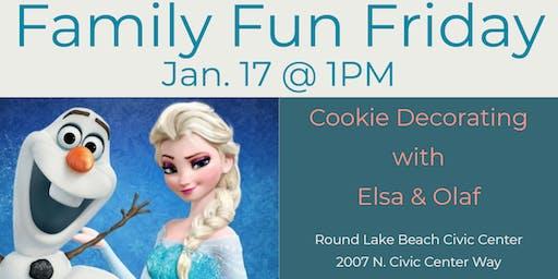 January Family Fun Friday