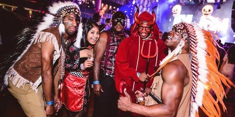 Hip Hop Halloween ! NYC's Biggest Halloween Weekend Kick-Off Party @ Stage 48 tickets