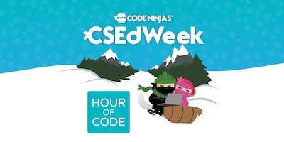 Code Ninjas South Brunswick - HOUR OF CODE