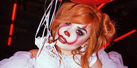 "PennyWise ""IT"" Haunted Circus & Carnival Halloween Bash @ Stage48 NYC tickets"