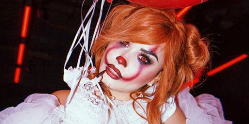 "PennyWise ""IT"" Haunted Circus & Carnival Halloween Bash @ Stage48 NYC"