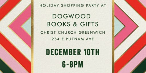 Shopping Night at DOGWOOD BOOKS & GIFTS to benefit Moms Demand Action!