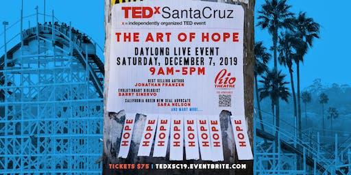 TEDxSantaCruz 2019 Live Event