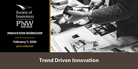 Innovation Workshop: Trend Driven Innovation tickets
