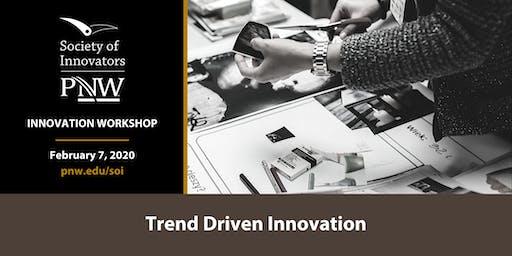 Innovation Workshop: Trend Driven Innovation